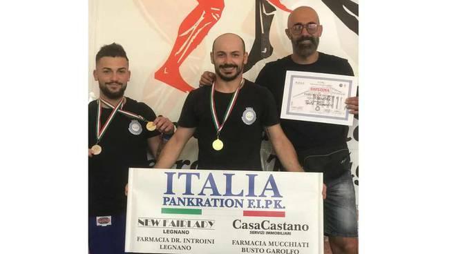 Campionati italiani assoluti di specialità Kato e Agon di Pankration