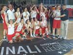Finali Regionali Gold Basket femminile Under 18