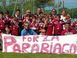 Gli Under 14 dell'F.C. Parabiago vincono il Romagna Cup