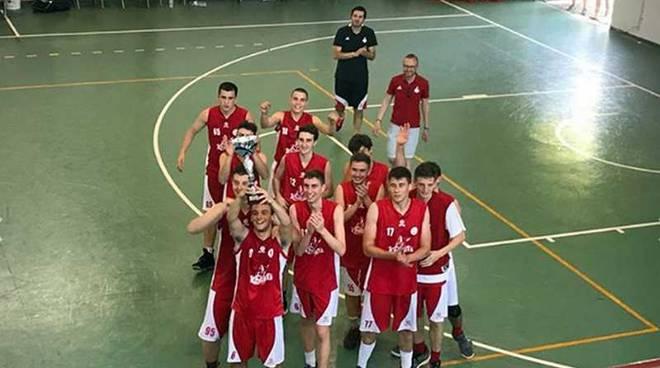 Knights Legnano Basket Under 18 Campione d'Italia UISP