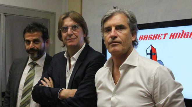 Knights Legnano cede il titolo a Napoli