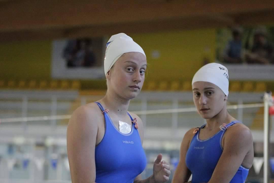 La Rari Nantes Legnano ai campionati regionali di nuoto sincronizzato