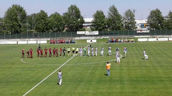 Legnano-Breno 1-1