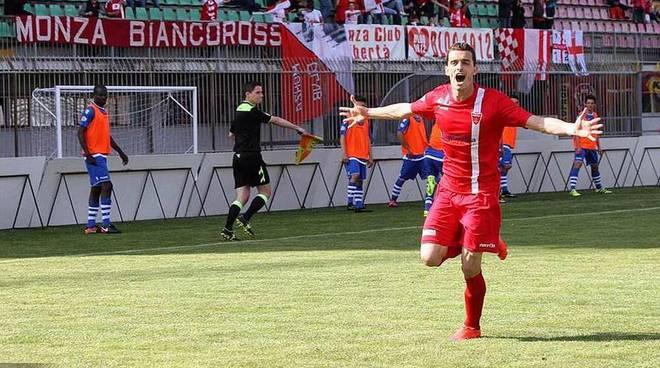 Marco Gasparri primo acquisto del Legnano Calcio
