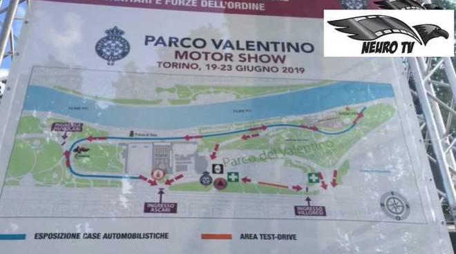 Neurotv Parco del Valentino Motorshow 2019