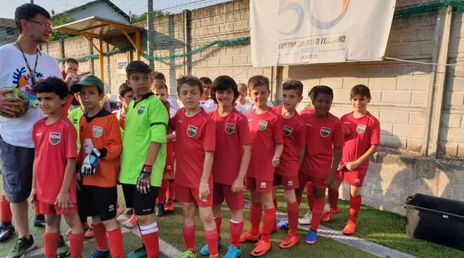 OLC under 10 in finale al Torneo Luci di Cassano Magnago