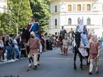 Palio di Legnano 2019 la sfilata della Contrada La Flora