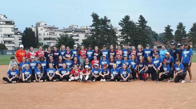 Softball Beyond contro Legnano/Milano