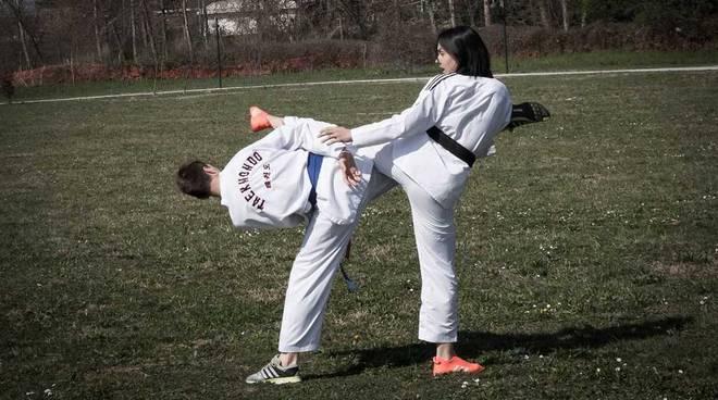 Taekwondo Leonessa e MR Comunicazione binomio vincente