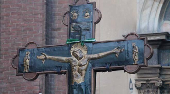 Traslazione della Croce a San Domenico