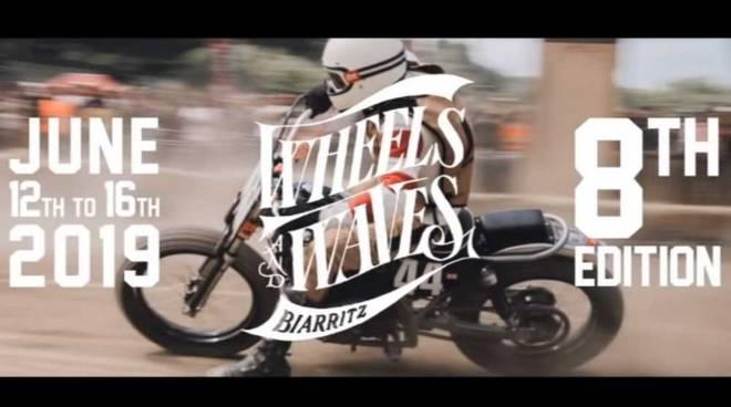 Wheels and Waves 2019 Biarritz