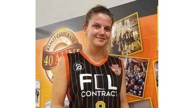 Alessia Corbetta Bulldog Basket Canegrate