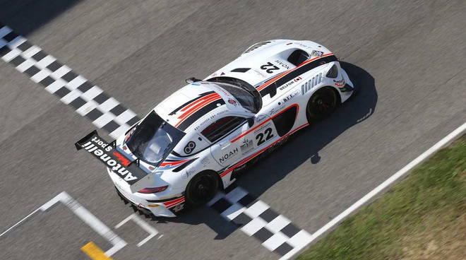 Alessio Rovara Mugello Circuit Tricolore GT Sprint