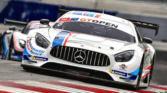 Alessio Rovera Mercedes-AMG GT3