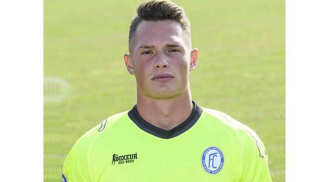 Brian Rainero Milano City FC