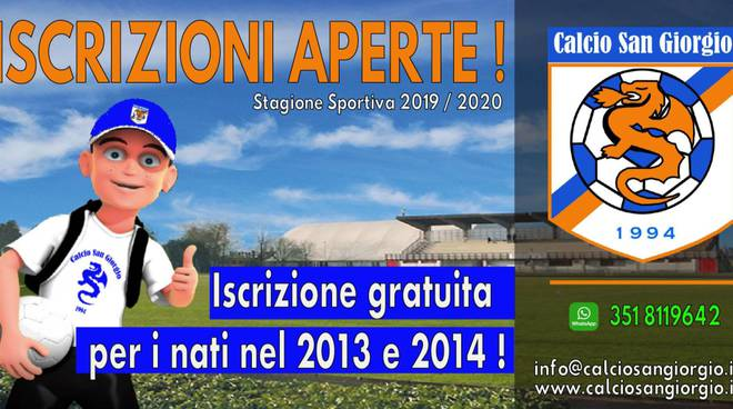 Calcio san Giorgio