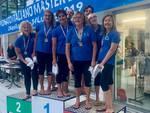 Campionati estivi di nuoto sincronizzato master Rari Nantes Legnano