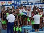 Campionati Italianiestivi categoria Esordienti Adinuoto sincronizzato
