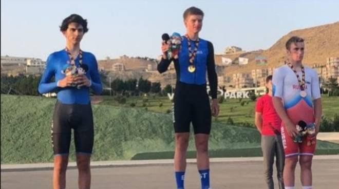 Dario Igor Belletta argento giochi Olimpici Juniores