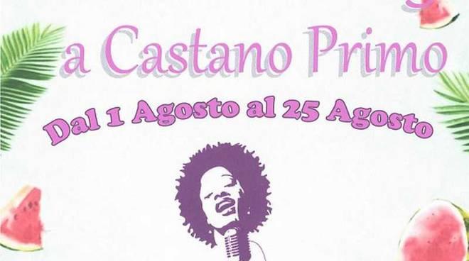 Estate 2019 a Castano Primo