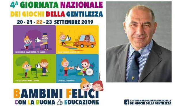 Giuseppe Abbagnale Giochi della Gentilezza 2019