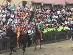 La Prova Generale del Palio di Siena del 2 luglio 2019