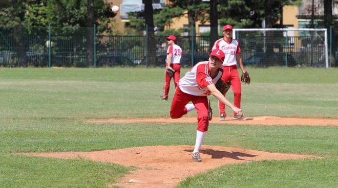 Legnano Baseball Old Kings Castellamonte Baseball Serie C