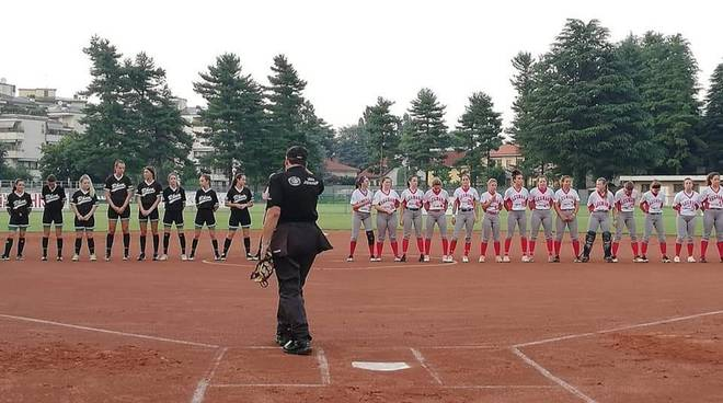 Legnano softball Memorial Vittorio Pino 2019
