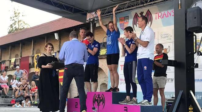 Marinelli Sciuccati campionessa europea duathlon 2019