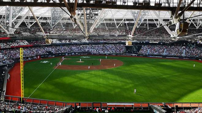 MLB London Series