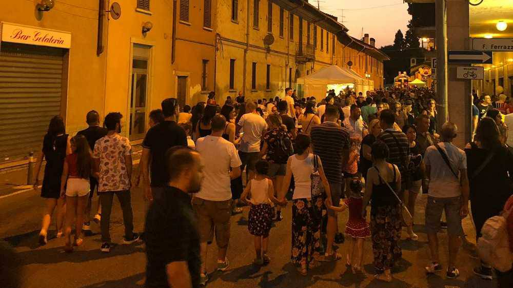 """""""Notte Cortese"""" la notte bianca di Villa Cortese 2019"""