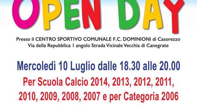 Open Day Associazione Calcio Casorezzo