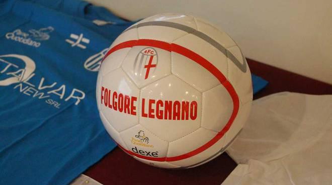Presentazione AC Folgore Legnano