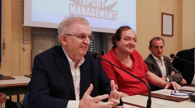 Presentazione Busto Sport Management Pallanuoto 2019/20
