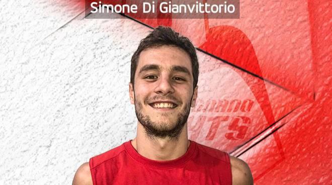 Simone Di Gianvittorio Knights Legnano