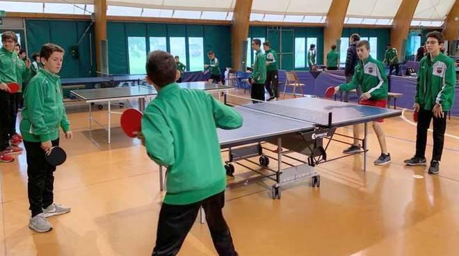 Tennistavolo OLC Oratori Legnano Centro