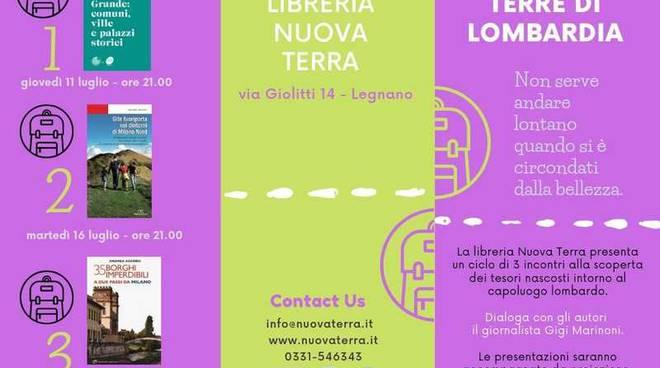 Terre di Lombardia Libreria Nuova Terra Legnano