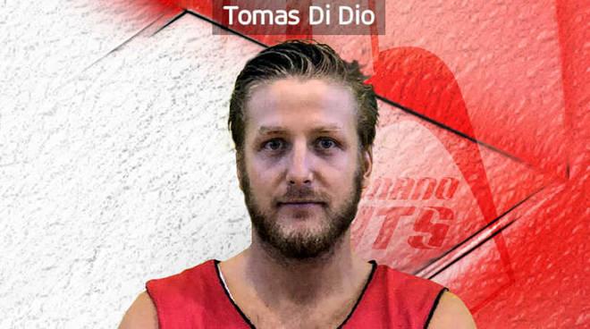 Tomas Di Dio Knights Legnano