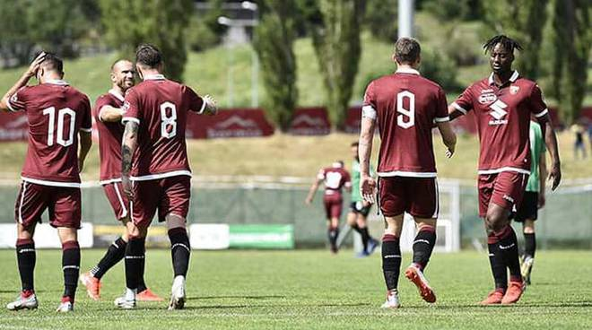 Torino-Pro Patria 3-2