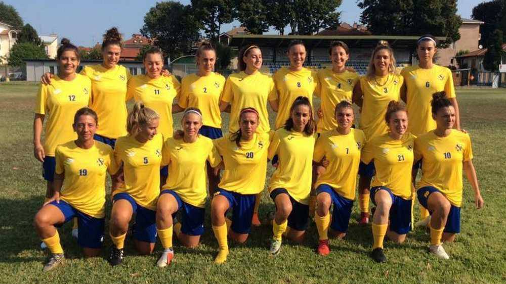 A.C.D. Sedriano Calcio Femminile 2019/20