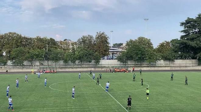 Amichevole Castellanzese-Pro Patria 0-4