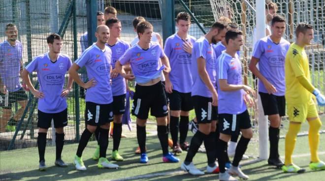 Amichevole Legnano-Verbano 5-0