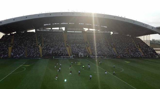 Amleto Geronazzo Udinese Milan 1-0 Dacia Arena Udine
