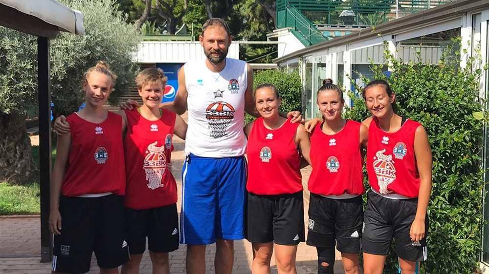 Bulldog Basket Alyssa Caserini alle finali 3 vs 3 di Streetball