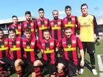 Calcio amichevole Legnano-Verbano 5-0