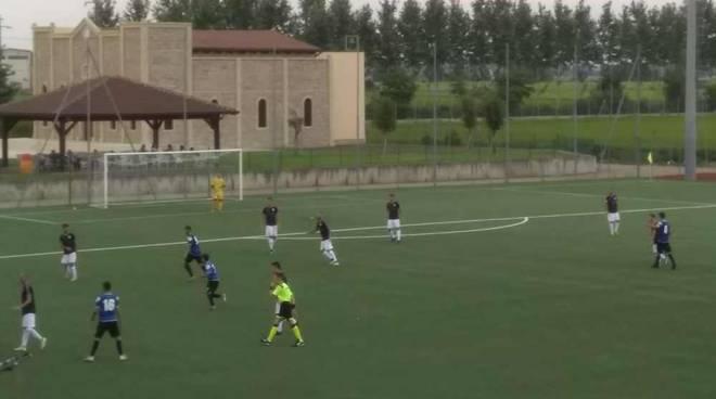 Calcio amichevole Novara Berretti - Legnano 2-4