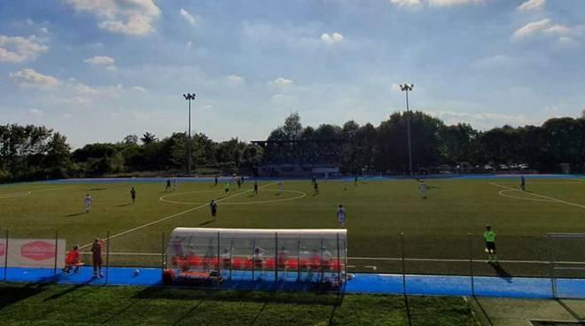 Calcio amichevole Varesina-Pro Patria 0-1