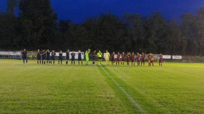 Calcio Canegrate - Virtus Cantalupo 2-0