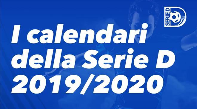 Calendari Calcio Serie D