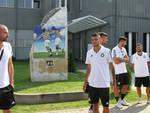 Castellanzese allo Juventus Training Center di Vinovo